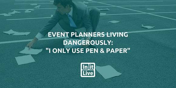 Event Planners Living Dangerously: