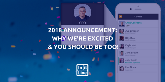 2018 Announcement: Why we're fired up for another year & you should be too!