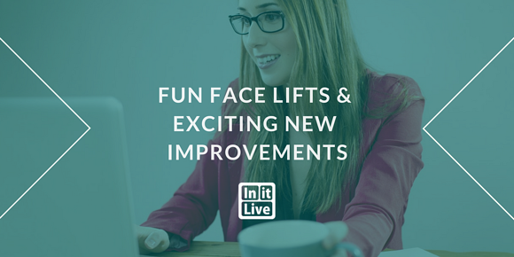Winter Update: Fun Face Lifts & Exciting, New Improvements