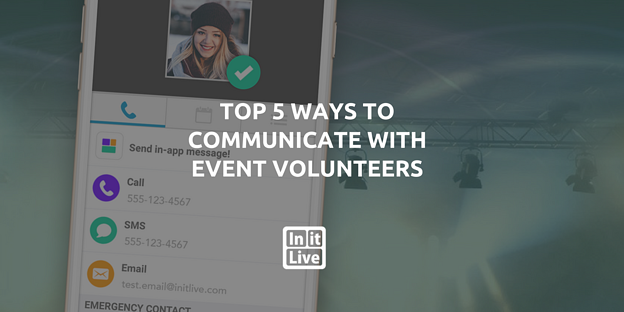 communicate-with-volunteers