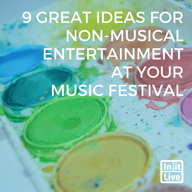 9 Great Ideas For Non Musical Entertainment Considerations For