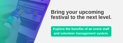 Explore the benefits of an event staff and volunteer management system.