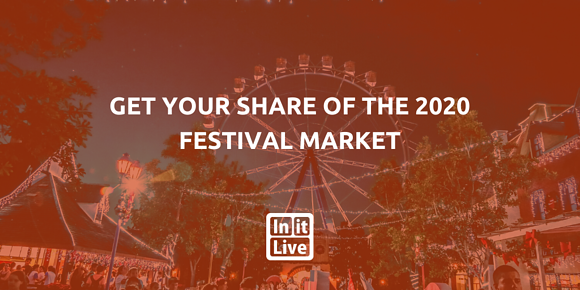 Get Your Share Of The 2020 Festival Market