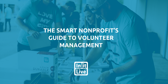 The Smart Nonprofit's Guide to Volunteer Management