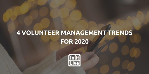 4 Volunteer Management Trends for 2020