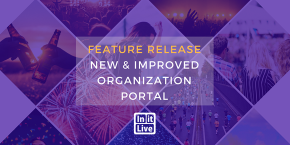 Feature Release: New & Improved Organization Portal