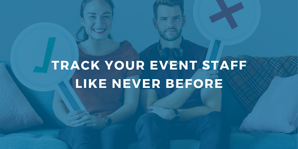 Feature Release: Track Your Event Staff Like Never Before!
