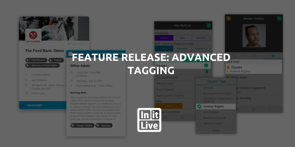Feature Release Advanced Tagging