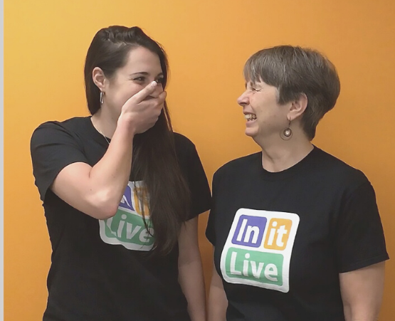 InitLive Co-founders