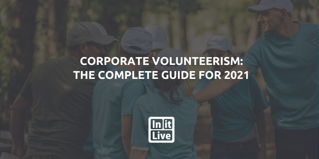 Learn all about corporate volunteerism with this complete guide.