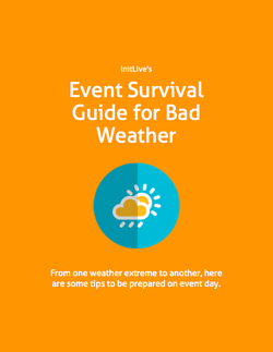 Event Survival Guide for Bad weather-cover