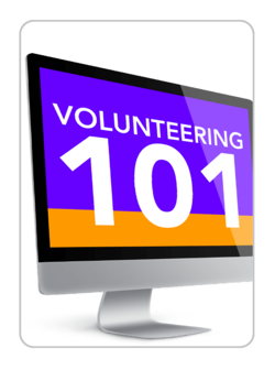 Video Volunteering 101 training