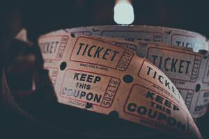 Volunteer-only raffle opportunities are a great volunteer appreciation idea that works well at events