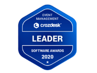 InitLive's event staff management software was recognized as an event management software leader by Crozdesk.